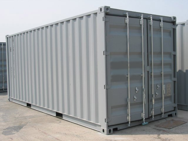 One Trip Shipping Container