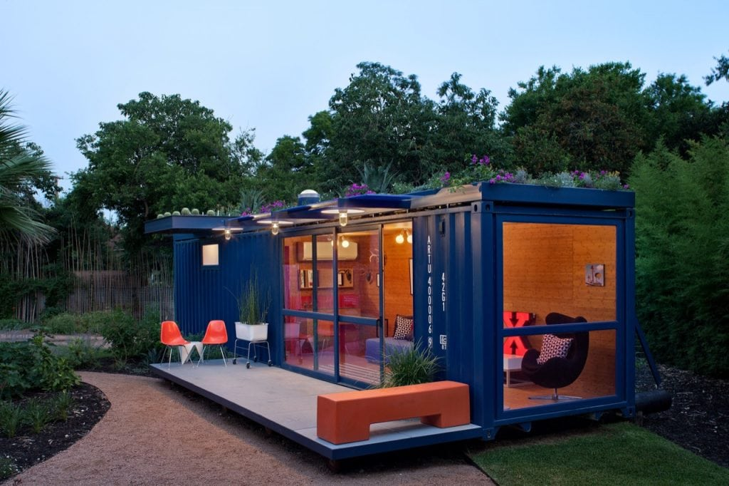Used Shipping Containers For Sale in Homes