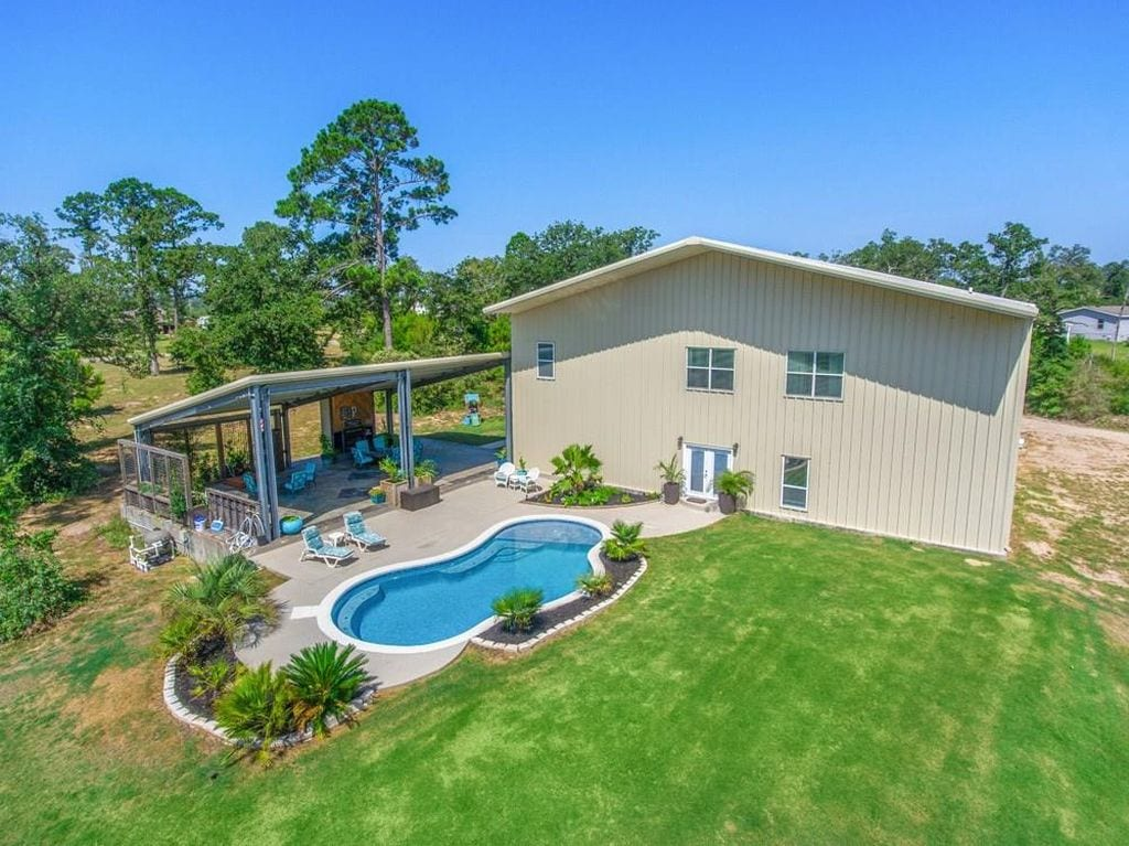 Bastrop TX Barndominium For Sale