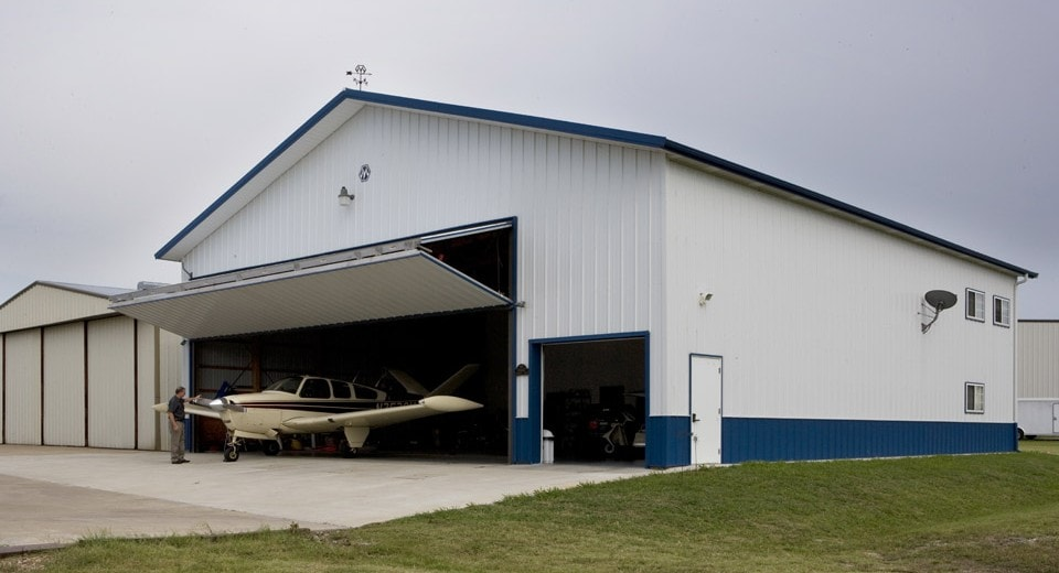 Aircraft Hangar Designs