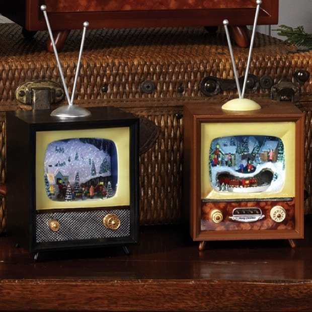 Animated Musical TV Set