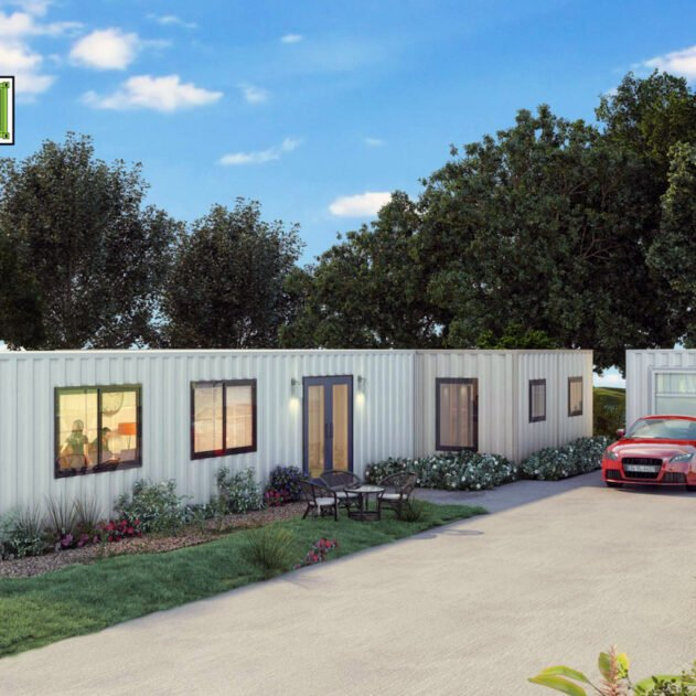 Custom Container Living | Custom Shipping Container Home Builders