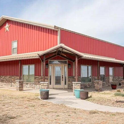 Seminole, TX Red Barndo For Sale